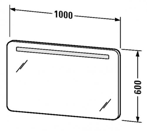 Класс защиты IP 44, выключатель (Touch LED) внизу посередине, одновременно ночная подсветка и сенсор дневного света.