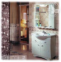 Мебель для ванной Акватон Аттика 85