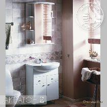Мебель для ванной Акватон Кристалл