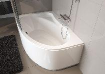 Ванна Riho Lyra 170 x 110 без гидромассажа