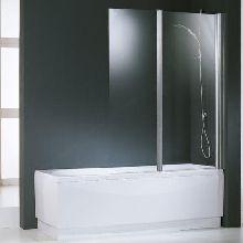 Шторка для ванны Novellini Aurora 2 120*150
