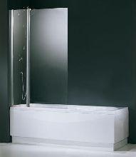 Шторка для ванны Novellini Aurora 3 98*150