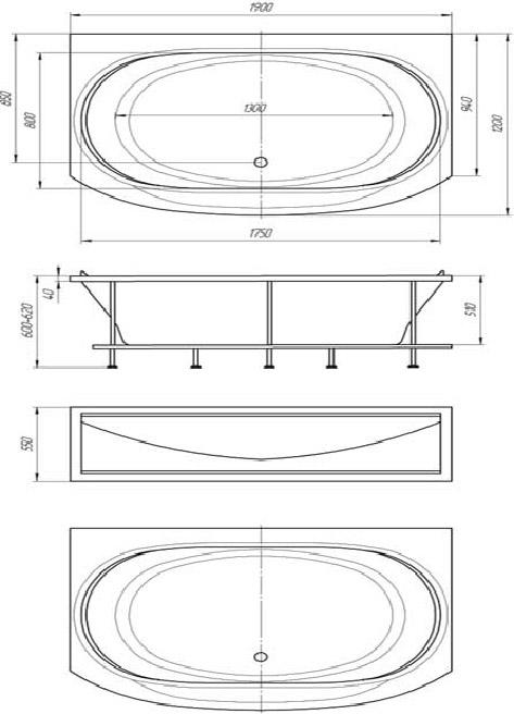 Сиракуза - признана стать основной деталью современной ванной комнаты.  Идеально подойдет людям любого роста и...